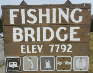 Fishing bridge 1